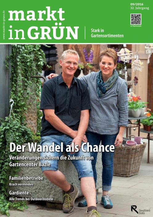 : Markt in Gruen - Nr 9 2016