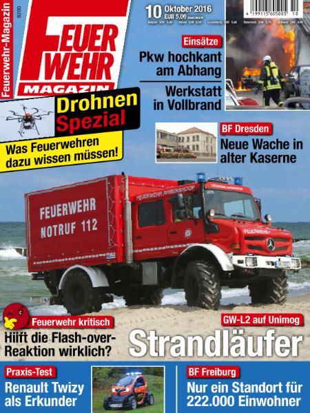 : Feuerwehr - Oktober 2016