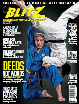 : Blitz Martial Arts - October - November 2016
