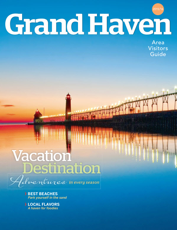 : Grand Haven Area Visitors Guide 2015-2016