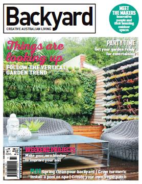 : Backyard - Issue 14 3 2016
