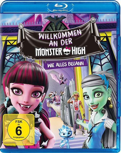 : Monster High Willkommen an der Monster High 2016 German 720p BluRay x264 SPiCY