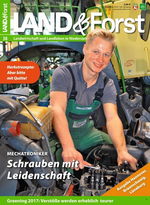 : Land und Forst - 22 September 2016