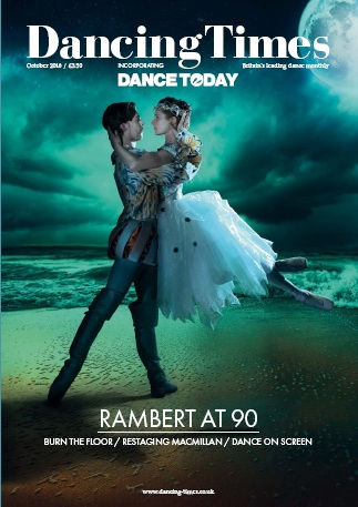 : Dancing Times - October 2016