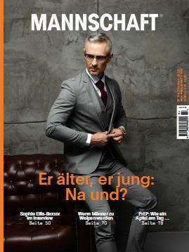 : Mannschaft Magazin - Oktober 2016