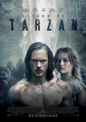 : Legend of Tarzan German Dl Ac3 Dubbed 1080p WebHd h264 iNternal - PsO