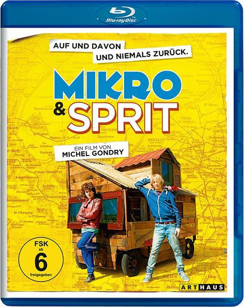 : Mikro und Sprit Auf und davon und niemals zurueck 2015 German 1080p BluRay x264-Encounters