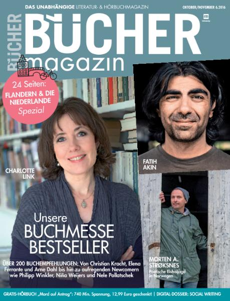 : Buecher Magazin - Oktober-November 2016