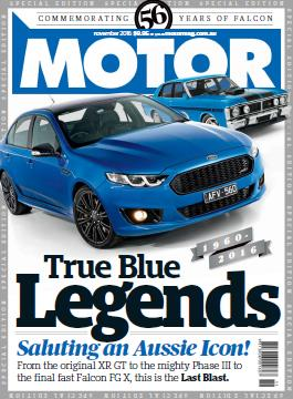 : Motor Australia - November 2016
