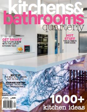 : Kitchens & Bathrooms Quarterly - Vol 23 No 3 2016