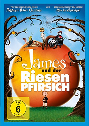 : James und der Riesenpfirsich 1996 German Dts 720p BluRay x264 iNternal ReriP - TvarchiV
