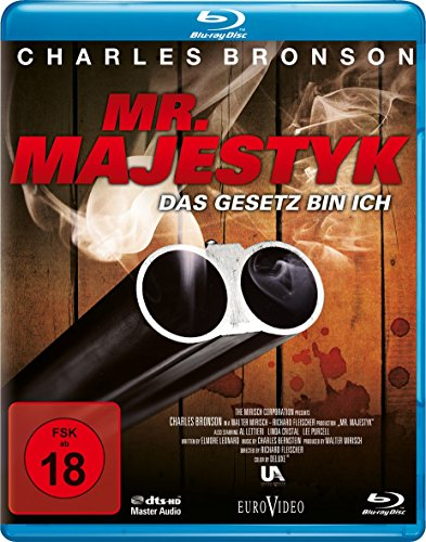 : Mr Majestyk Das Gesetz bin ich 1974 German 720p BluRay x264 DETAiLS