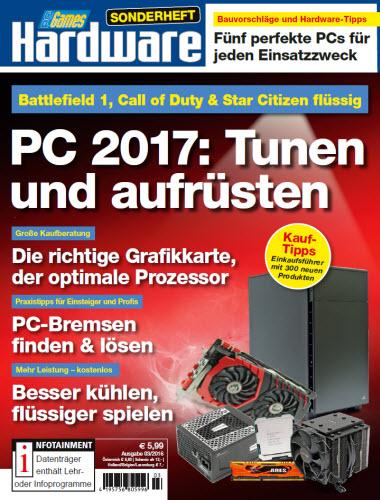 : Pc Games Hardware Sonderheft No 03 - Oktober 2016