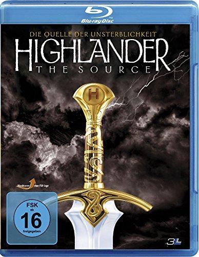 : Highlander Die Quelle der Unsterblichkeit 2007 German Dts 720p BluRay x264 iNternal - TvarchiV