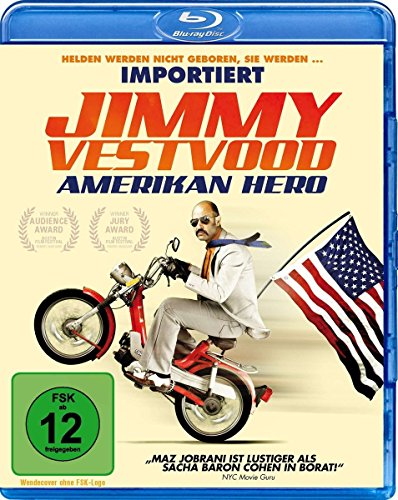 : Jimmy Vestvood Amerikan Hero 2016 German Dl 1080p BluRay Avc - XqiSiT