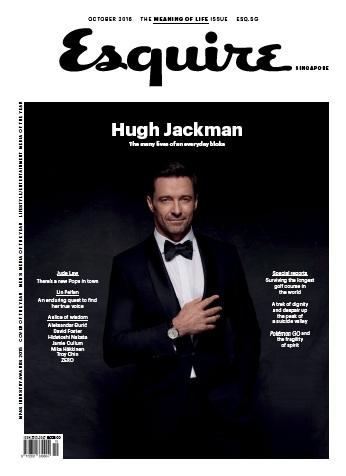 : Esquire Singapore - October 2016