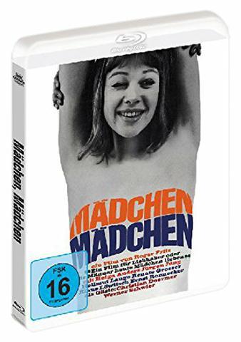 : Maedchen Maedchen 1967 German 1080p BluRay x264 SPiCY