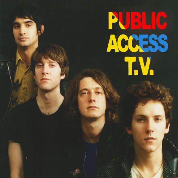 Public Access T.V. - Never Enough (2016)