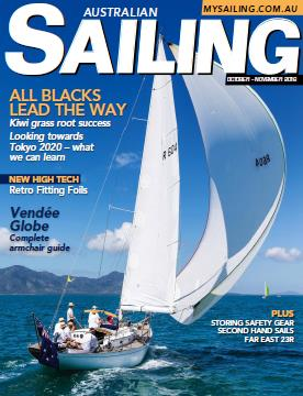 : Australian Sailing - October - November 2016