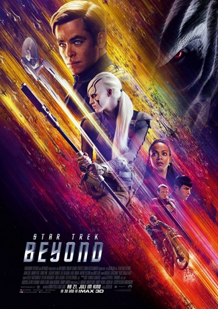 : Star Trek Beyond WEBRip ac3ld German XViD ps
