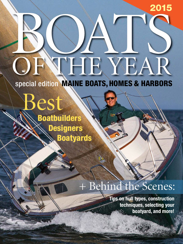 : Boats of the Year Boats of the Year 2015