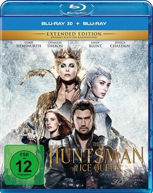 : The Huntsman and the Ice Queen 3d 2016 MULTi complete bluray untouched