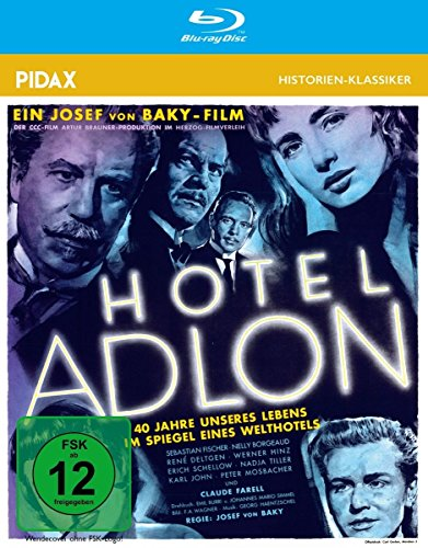 : Hotel Adlon 1955 German 1080p BluRay x264 - iFpd