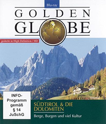 : Golden Globe Suedtirol und die Dolomiten German doku ws BDRiP x264 iFPD