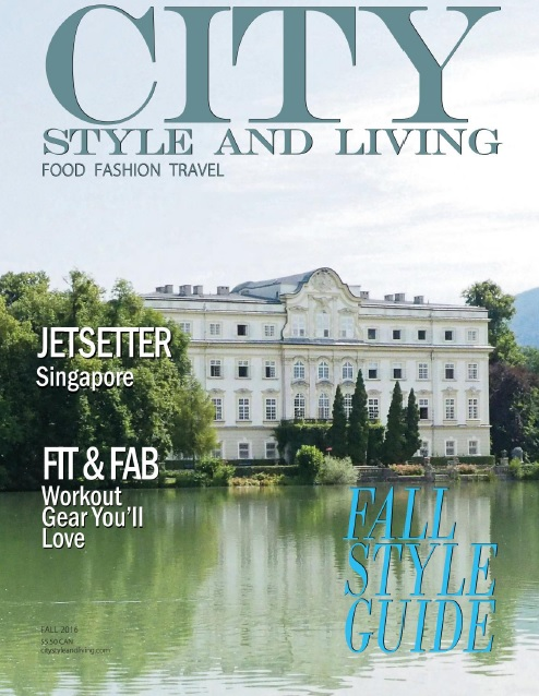 : City Style and Living - Fall 2016