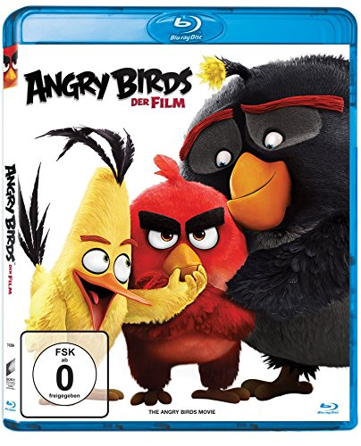 : Angry Birds Der Film 2016 German 1080p Dl Dtshd BluRay Avc Remux - pmHd