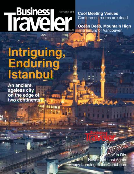 : Business Traveler Usa - October 2016