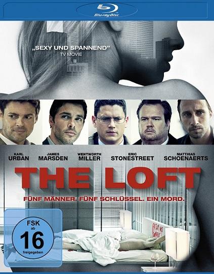 : The Loft 2014 German dl 1080p BluRay avc ONFiRE