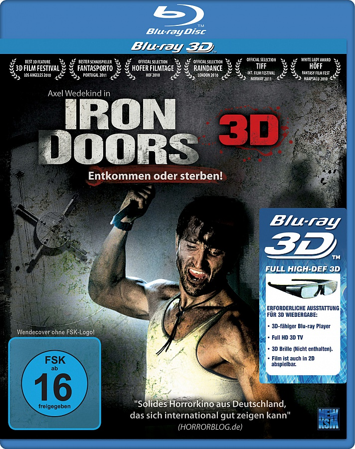 : Iron Doors 2010 German dl 1080p BluRay x264 rsg