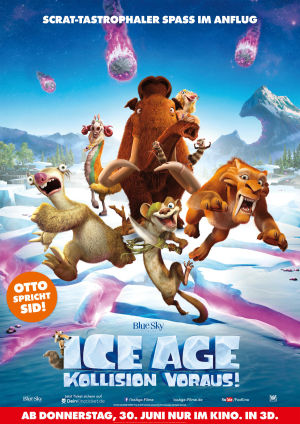 : Ice Age Kollision voraus German Dl Ac3 720p WebHd h264-PsO