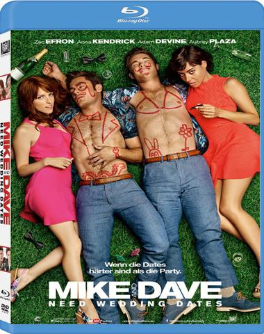 : Mike and Dave Need Wedding Dates 2016 German ac3md BDRiP XViD bm
