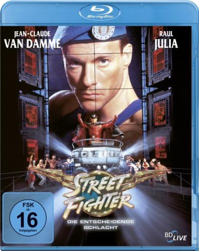 : Street Fighter Die entscheidende Schlacht 1994 German Dl 1080p BluRay x264 iNternal - KultfiLme