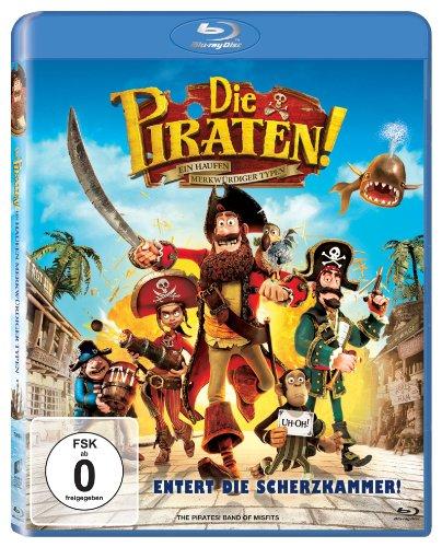 : Die Piraten Ein Haufen merkwuerdiger Typen 2012 German dl 720p BluRay x264 rsg