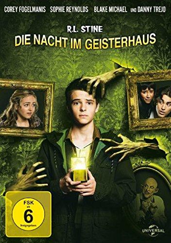 : R L Stine Die Nacht im Geisterhaus 2016 German Ac3 Dvdrip x264 - Hp