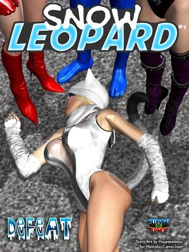 HappenStance - Snow Leopard 6-7