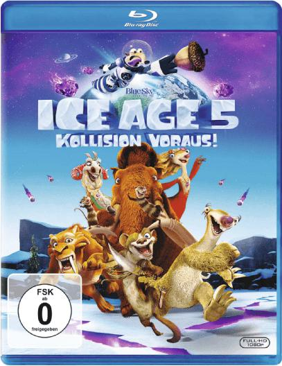: Ice Age Kollision voraus German Dl Ac3 Dubbed 720p BluRay x264-PsO