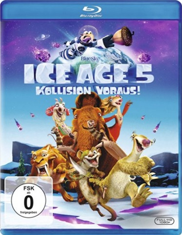 : Ice Age Kollision voraus German dl ac3 Dubbed 720p BluRay x264 PsO