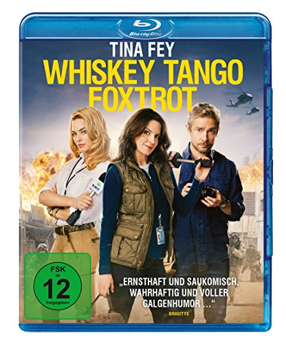 : Whiskey Tango Foxtrot German Dl 1080p BluRay x264 - Roor