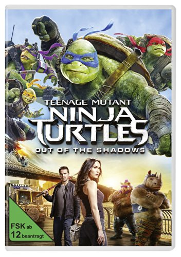 : Teenage Mutant Ninja Turtles 2 Out of the Shadows German Bdrip Ld German x264 - PsO