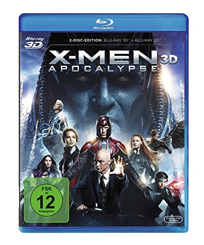 : X - Men Apocalypse 3D 2016 German Dl 1080p BluRay x264 - Bluray3D