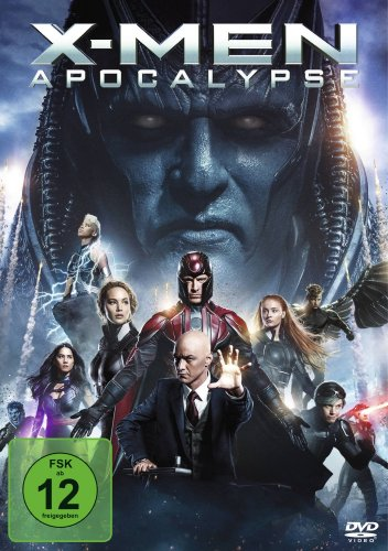 : X - Men Apocalypse German 2016 Ac3 BdriP x264 - Xf