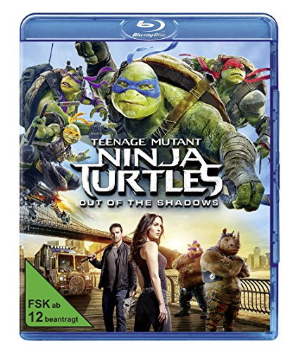 : Teenage Mutant Ninja Turtles 2 Out of the Shadows German Dl Ac3 Dubbed 1080p BluRay x264 - PsO