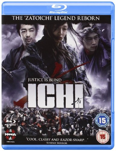 : Ichi Die blinde Schwertkaempferin 2008 German 1080p BluRay x264 encounters