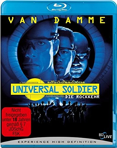 : Universal Soldier Die Rueckkehr 1999 German Dl 720p BluRay x264 - LizardSquad