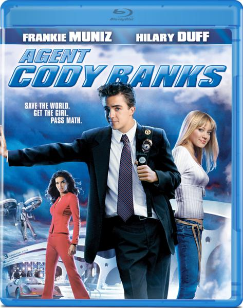 : Agent Cody Banks 2003 German ac3d dl 720p BluRay x264 OMGtv