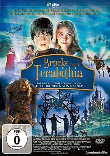 : Die Bruecke nach Terabithia 2007 German Dl 1080p Hdtv x264 - TiPtoP